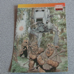 Star Wars Galaxy 1993 Topps #131 Angelo Torres Trading card
